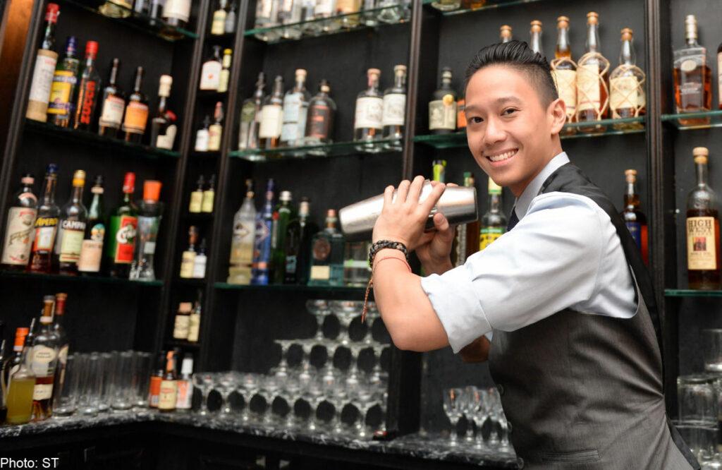 California Bartender License Serving Alcohol