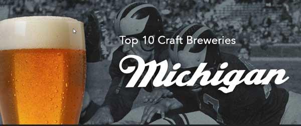 Best Michigan Craft Beer Brewers
