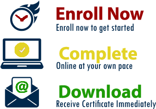 Enroll Now,  complete the Florida alcohol course and get your Florida responsible vendor certificate