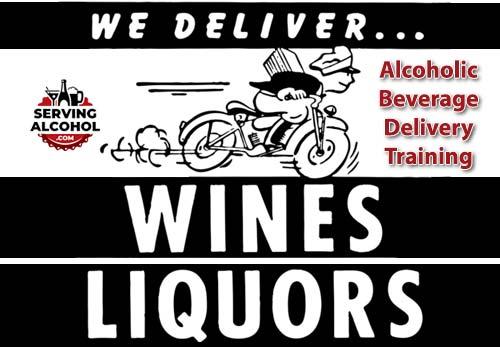 We deliver wines liquors Serving Alcohol Inc.